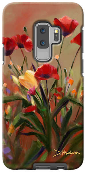 Phone Case | Southwest Art Gallery Tucson | Poppy Love