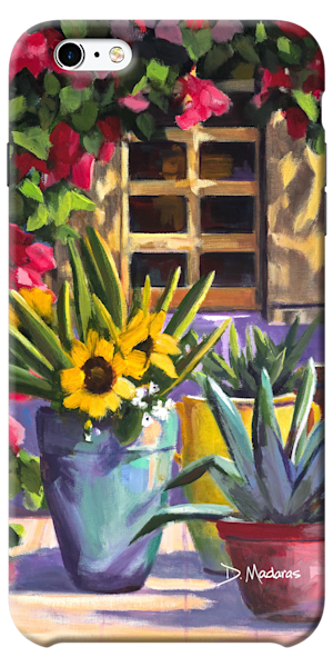 Phone Case | Southwest Art Gallery Tucson | Wendy's Window