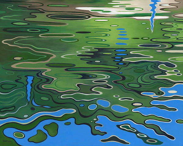 Bayou Reflections