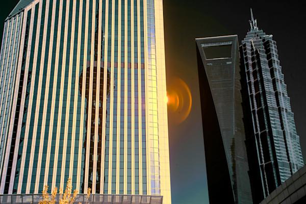 High-rise stare down