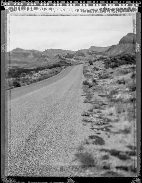 Desert Road 1999 Bw