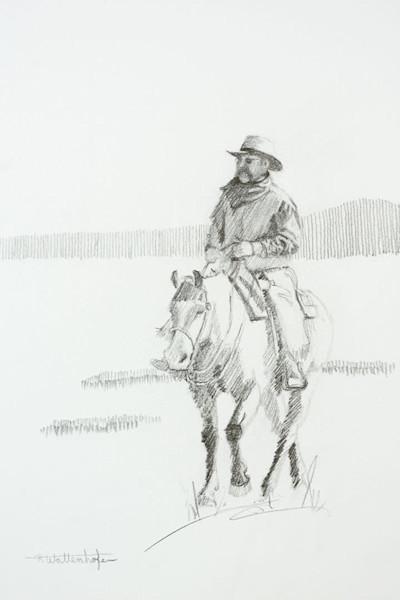 Raymond Wattenhofer Art Sketch Unknown