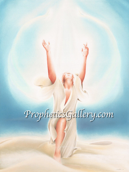 """Solomon's Prayer"" by David Costello | Prophetics Gallery"