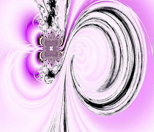 Purple Fractal Orchid