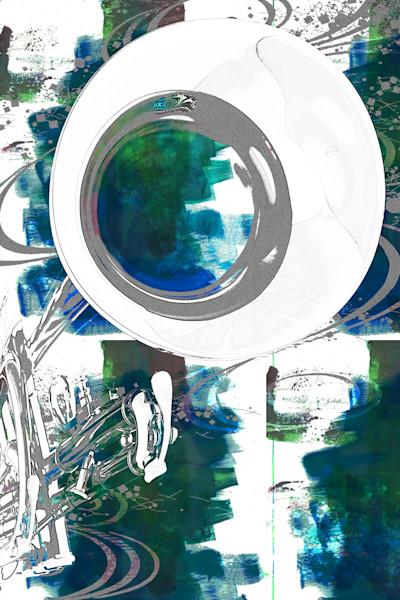 Symphonic Trumpet Painting 2503.32