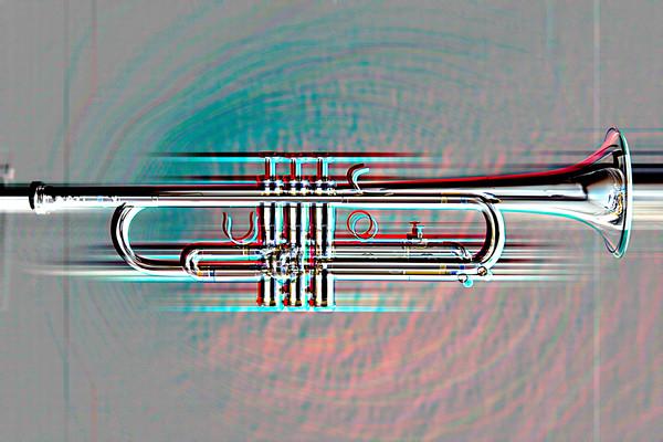 Embossed Trumpet Streak 2504.74