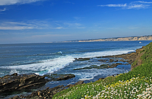 La Jolla Coast-1| Lee Loventhal Photography