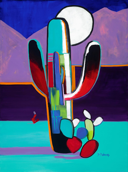 Saguaro Nieto | Southwest Art Gallery Tucson | Madaras
