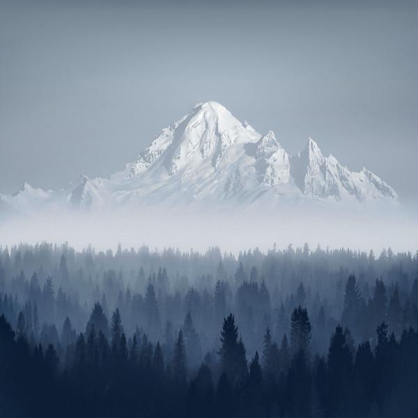 Mt.Baker-mono