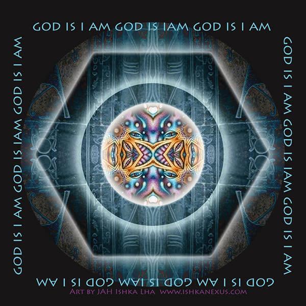I Am - Sticker