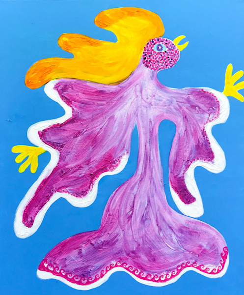Rooster by Michele Taras | SavvyArt Market original painting