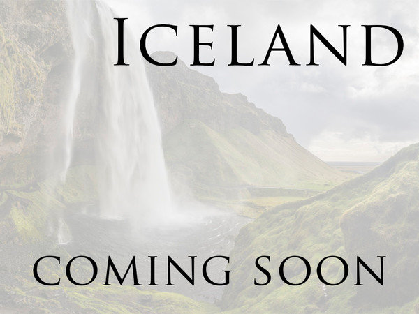 Iceland - coming soon