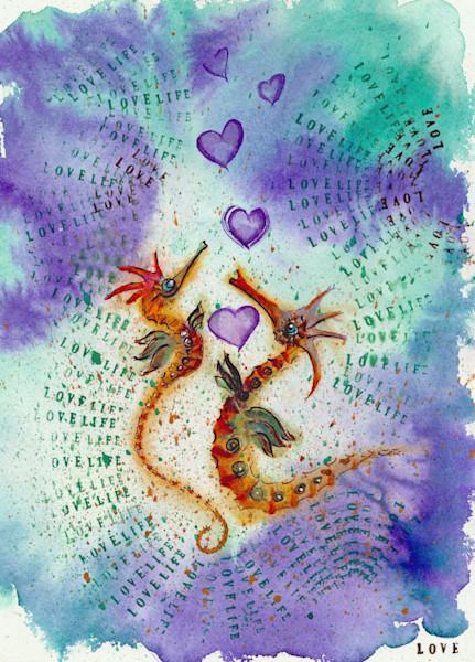 Love Life Seahorses