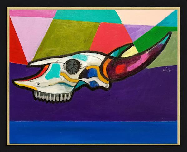 From Dust Thou Art To Dust Thou Returneth | John Nieto Original Painting