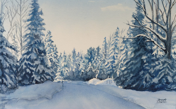 Winter Paintings