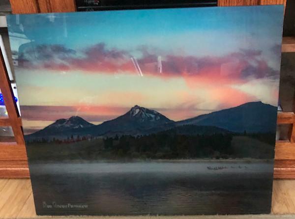 Phalarope Lake 20 x 24 Acrylic Print