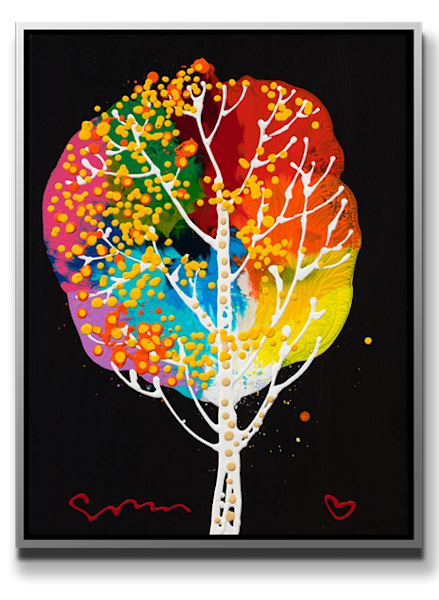 The Poet's Tree [Sold] Art | MEUSE Gallery