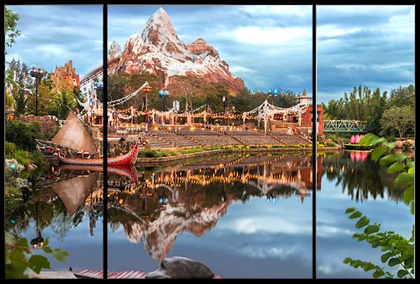 Calm Expedition - Disney Panel Art | William Drew