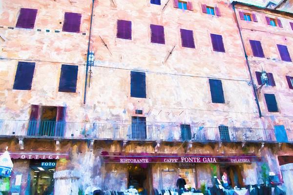 Ottica, Siena, Italy, Tuscany B