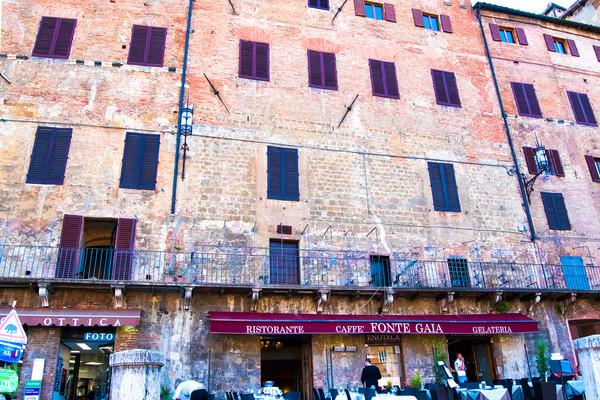 Ottica, Siena, Italy,Tuscany