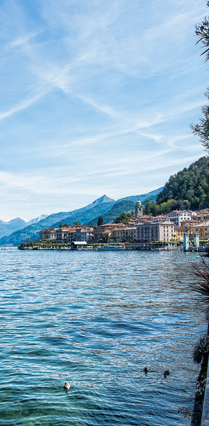 Art photography of Italy, from Lake ComoDSC_6358 Bellagio in lake Como, Italy A