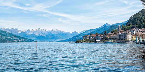 Art Photography of Lake Como, Italy, DSC_6358 Lake Como Bellagio, Italy A