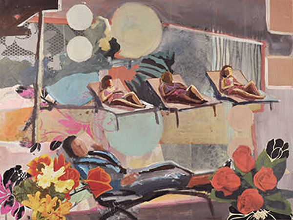 Lounging, SOLD