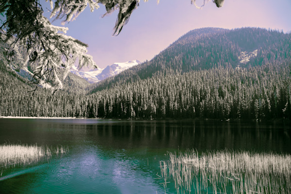 Lower Joffre Lakes, BC