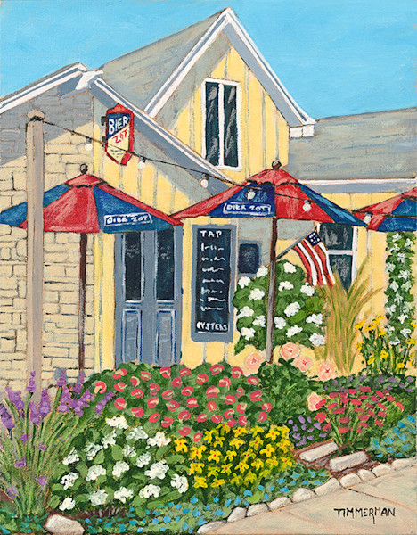 Bier Zot fine art print by Barb Timmerman.