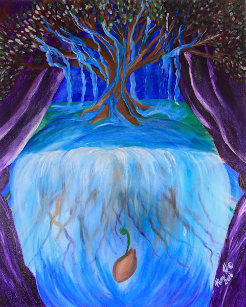"""""""Unveiled"""" by Kimberly Hogan 