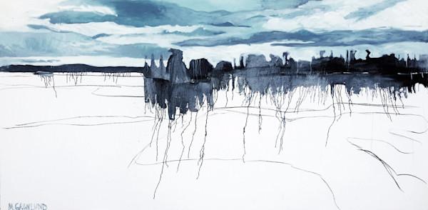 Winter Evening by Mark Granlund
