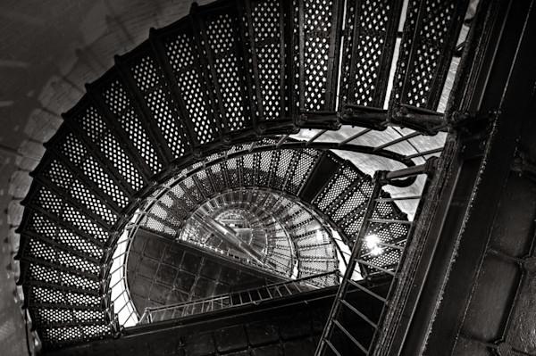 hunting island staircase