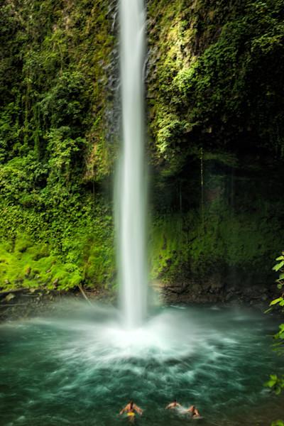 The Falls swimming hole