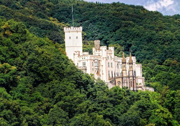 Stolzenfels Castle  on the Rhein