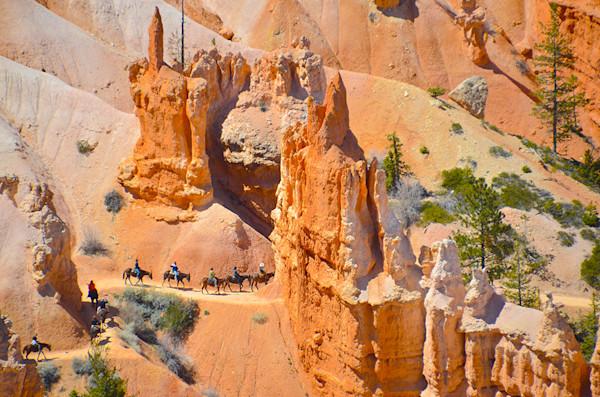 Navajo Loop Trail at Bryce Canyon