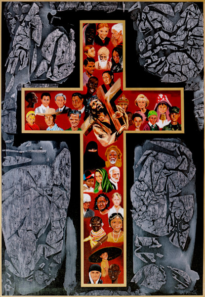 """The Cross"" by Humberto Rebollo 