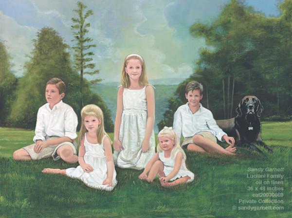 Luciani Family