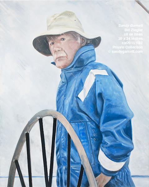 Portrait of Bill Ziegler