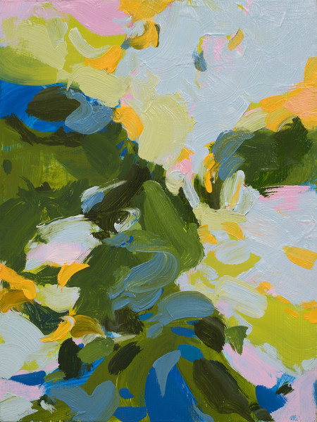 Lyrical abstract oil paintings and high quality prints on canvas and more by Cameron Schmitz