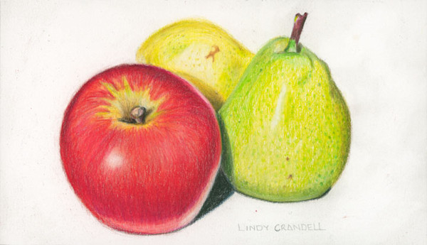 An Apple and a Pair of Pears