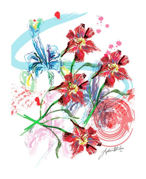 Samba of the lillies  7-20-06