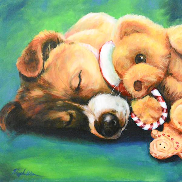 Pop Art Puppy