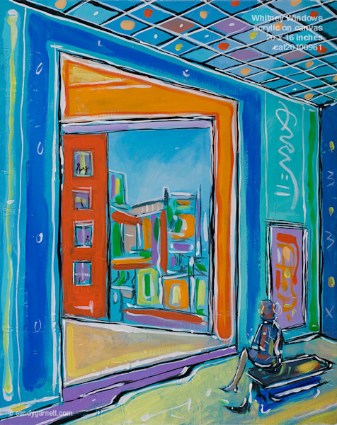 Whitney Windows