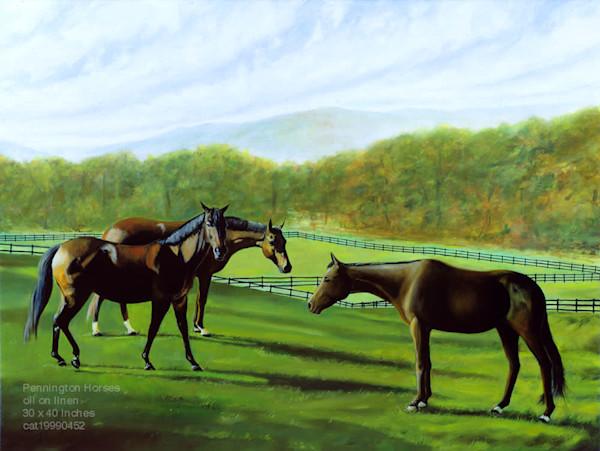 Pennington Horses