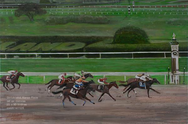 Strickland Horse Race