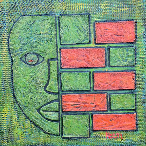 The Mind's Eye by Sheryl Keen | SavvyArt Market original painting