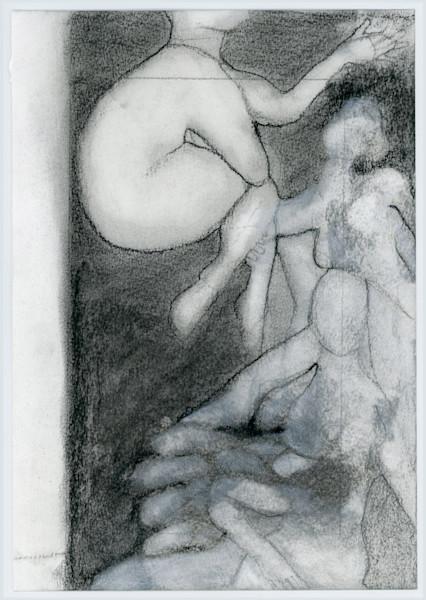 Untitled charcoal