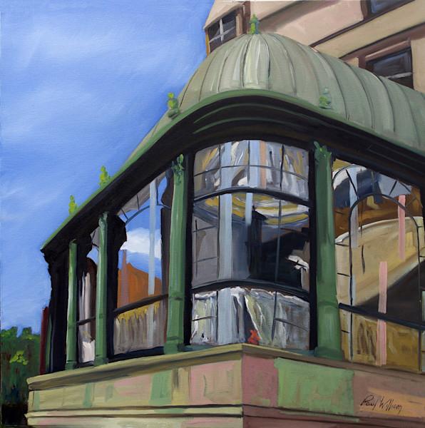Boston paintings by Paul William