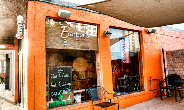 The Barber Shop by the Beach in Fort Lauderdale