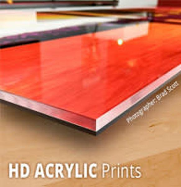 20% OFF!  - 12X18 HD Acrylic- $̶1̶0̶6̶